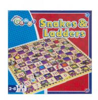 Traditional Games Snakes & Ladders
